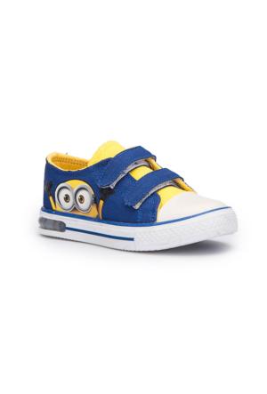 Minions Zetsu Mavi Erkek Çocuk Ayakkabı