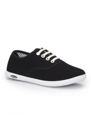 Polaris 71.354988.Z Siyah Kadın Ayakkabı