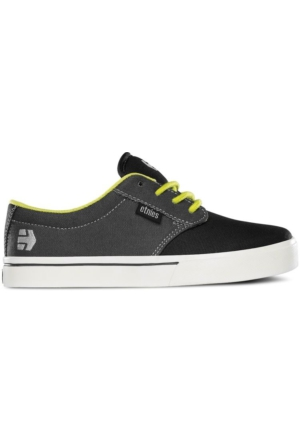 Etnies Kids Jameson 2 Eco Black Grey Wht Ayakkabı