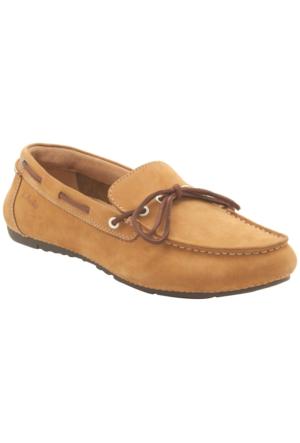 Clarks Marcos Edge Erkek Loafer Ayakkabı Taba