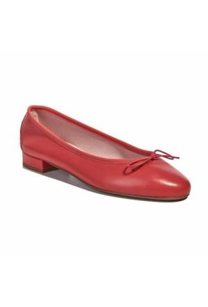 Desa Collection Deri Kadın Babet Kırmızı