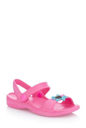 DeFacto Kız Çocuk Sandalet Fuşya