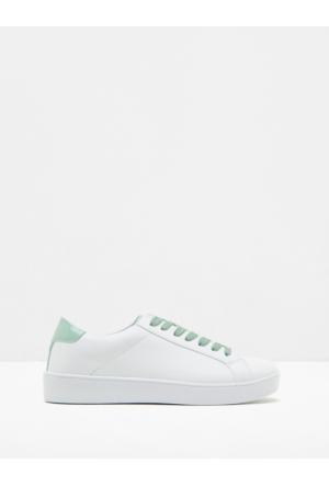 Koton Kadın Ayakkabı Yeşil