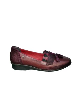 Venüs Bayan Deri Günlük Ayakkabı