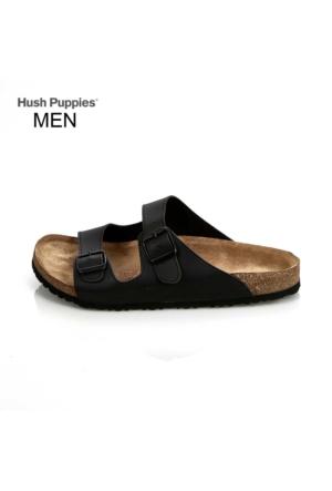 Hush Puppies Erkek Terlik Siyah 031M1450