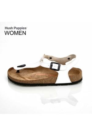 Hush Puppies Kadın Sandalet Beyaz 031Z1453