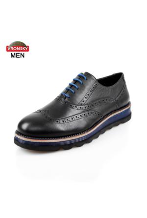 Vronsky Kc Erkek Ayakkabı Siyah 568