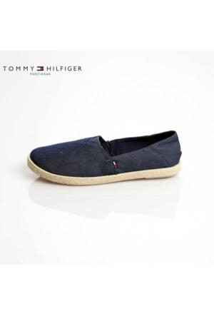 Tommy Hilfiger Kadın Ayakkabı Lacivert EN56820978