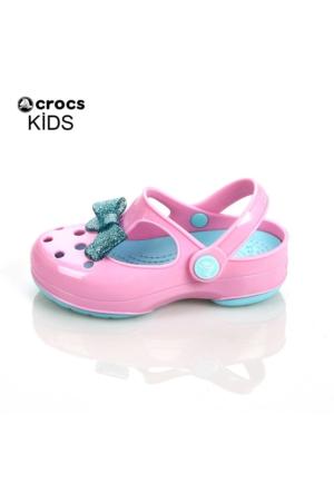 Crocs Kız Çocuk Terlik Pembe P025481