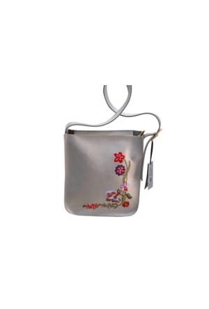 Desan Bayan Çapraz Çanta - Y3917 - Gümüş