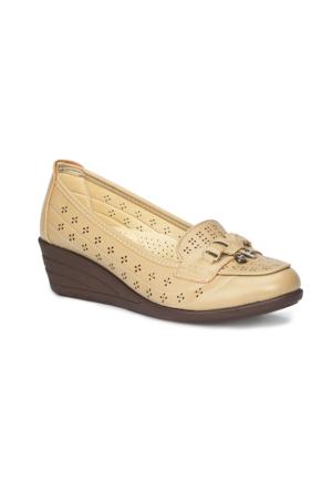 Polaris 71.157288.Z Vizon Kadın Ayakkabı