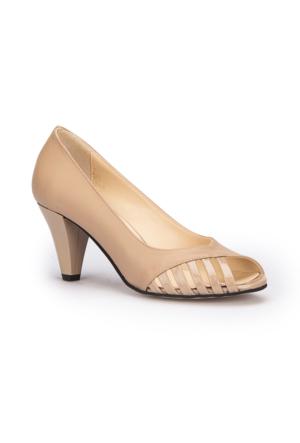 Polaris 71.309788.Z Vizon Kadın Ayakkabı