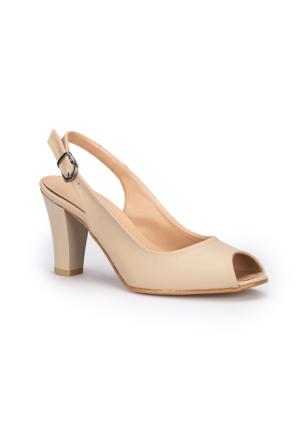 Polaris 71.309791.Z Bej Kadın Ayakkabı