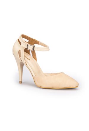 Polaris 71.309796.Z Bej Kadın Ayakkabı