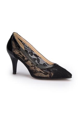Polaris 71.309815.Z Siyah Kadın Ayakkabı