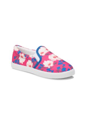 Kinetix Florin Lacivert Fuşya Kız Çocuk Sneaker Ayakkabı