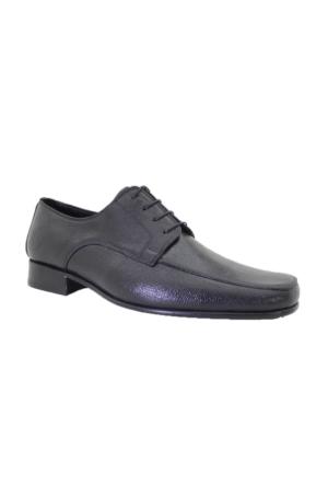 Güven Punto 0164038M Günlük Erkek Kösele Taban Klasik Deri Ayakkabı