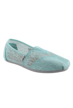 Toms 10005003 Mint Lace Ayakkabı
