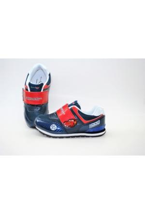 Orijinal Lisanslı Cars Şimşek Mcqueen Erkek Çocuk Spor Ayakkabı