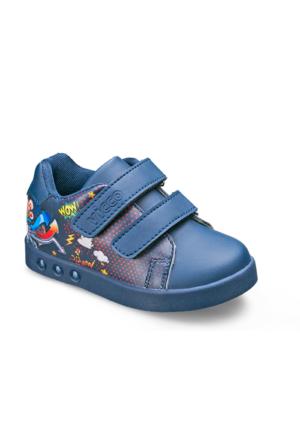 Vicco Bebe Işıklı Spor Ayakkabı Lacivert