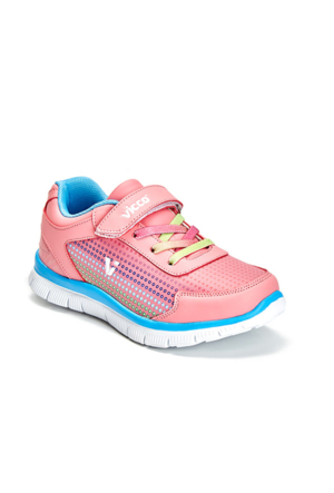 Vicco Cırtlı Kız Spor Ayakkabı Pembe