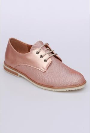 Swellsoft Pudra Polo Kadın Ayakkabı-821