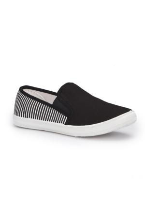 Polaris 71.353837.Z Siyah Kadın Ayakkabı