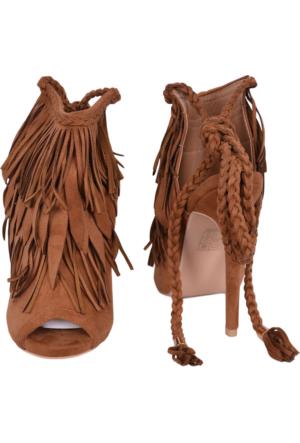 Burucline 9726 Dsn Kadın Ayakkabı 17-1