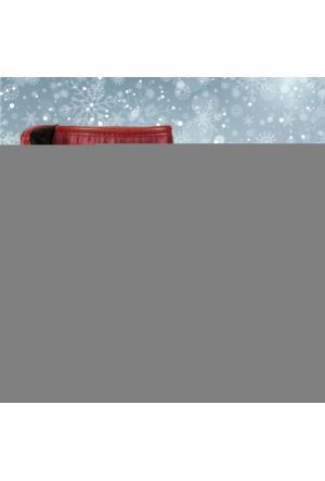 Shalin Bordo Kürklü Bayan Kar Botu Bayan 701