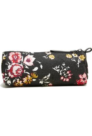 Hogg Çiçek Baskılı Çanta 20x7 Cm