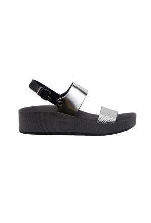 Greyder 51292 Kadın Sandalet Gümüş