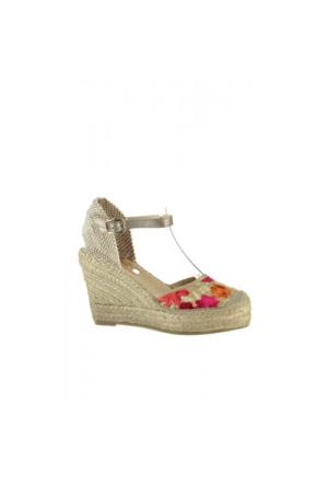 Elle Dulce Kadın Ayakkabı - Kurşun
