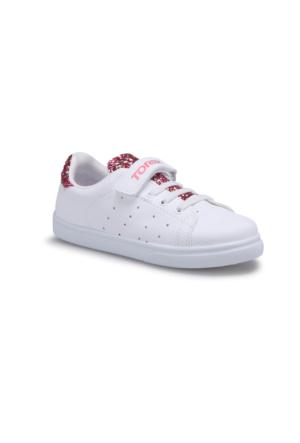 Torex impact Beyaz Kız Çocuk Sneaker Ayakkabı