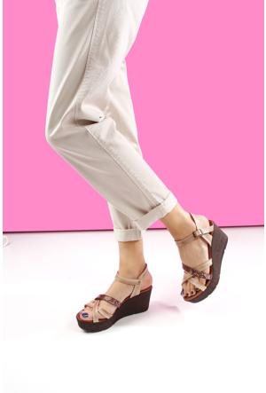 Gön Kadın Sandalet 45546