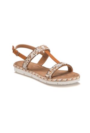 Butigo S1094 Taba Kadın Sandalet