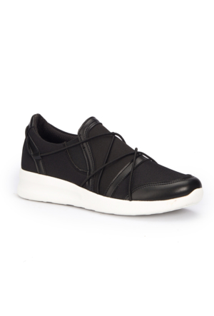 Polaris 71.310078.Z Siyah Kadın Sneaker Ayakkabı