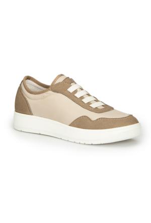 Polaris 71.310195.Z Gri Kadın Ayakkabı