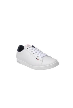 U.S. Polo Assn. Franco Beyaz Erkek Sneaker Ayakkabı
