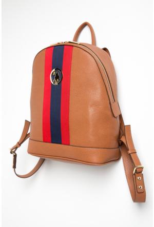 U.S. Polo Assn. Kadın Y7Us17151 Çanta Kahverengi