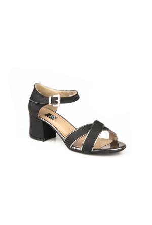 Ziya Kadın Ayakkabı 71128 6005 Siyah