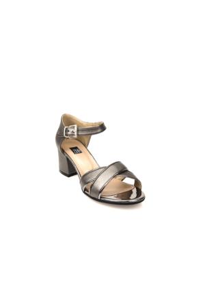 Ziya Kadın Ayakkabı 71128 6005 Gri