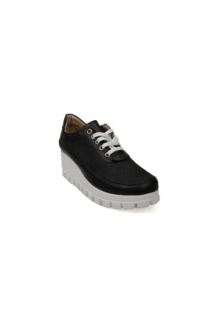Ziya Kadın Ayakkabı 71128 9001 Siyah