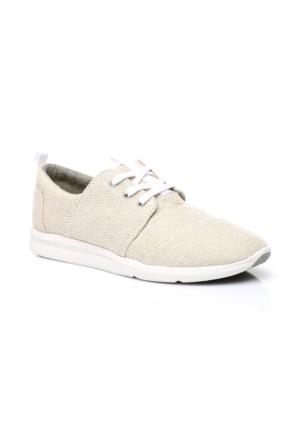 Toms Del Rey Gümüş Kadın Ayakkabı 10009999