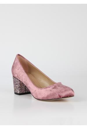 İştebuayakkabı Evita Topuklu Ayakkabı