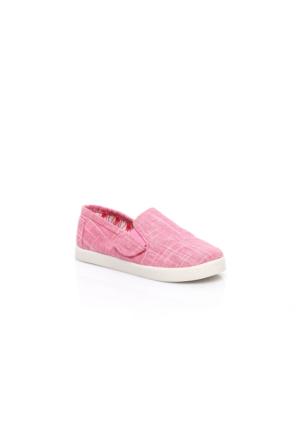 Toms Linen Tn Ava Slip On 10007498.Pink