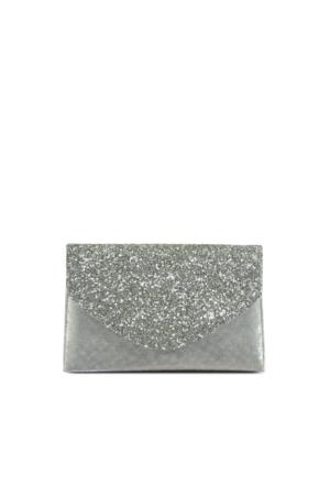 Marjin Gümüş Çanta