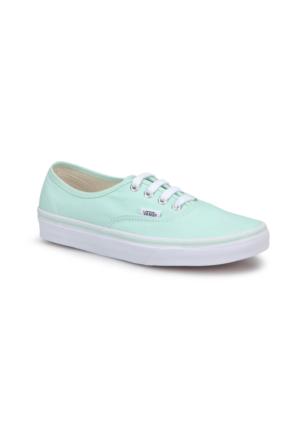 Vans Ua Authentic Mint Beyaz Kadın Ayakkabı