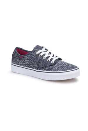 Vans Wm Camden Stripe Lacivert Kadın Ayakkabı