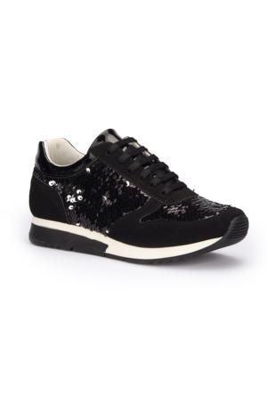 Polaris 71.310056.Z Siyah Kadın Ayakkabı