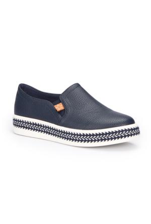 Polaris 71.310088.Z Lacivert Kadın Ayakkabı